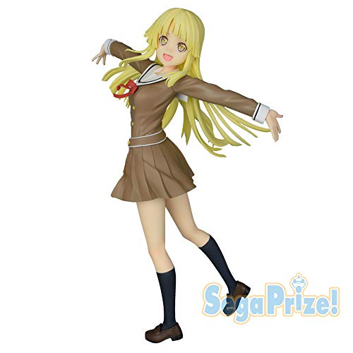 SEGA Bang Dream Bandori Girls Band Party Premium Figure Tsurumaki Kokoro School Days 21cm