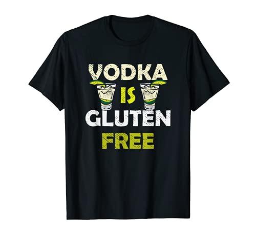 Wodka ist glutenfrei, alkoholfrei....