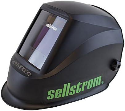 Sellstrom Lightweight Ergonomic Design Nylon Blue Lens Technology All Day Comfort Excellent product image