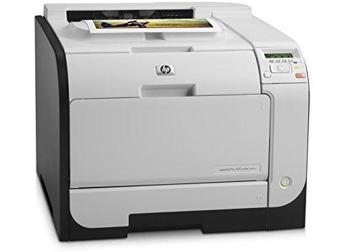 HP LaserJet Pro 400 M451dn ePrint Farblaserdrucker (A4, Drucker, Ethernet, USB, 600x600)