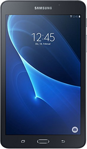 Samsung Galaxy Tab A T280 17,8cm (7 Zoll) Tablet PC (1,3 GHz Quad Core, 1,5GB RAM, 8GB HDD, WiFi Android 5,1) schwarz