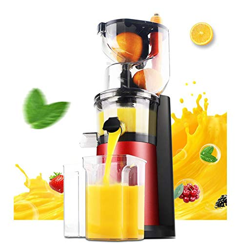 Affordable Quiet, efficient and durable juicer, slow chewing juicer, suitable for fruits and vegetab...