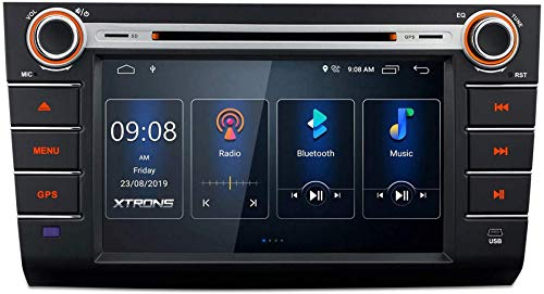 FACAIA 6.2 Pulgadas Doble DIN Android 10.0 Estéreo para automóvil Auto Radio Navegación GPS DSP Integrado Admite RCA Completo CarAutoPlay BT5.0 1080P DVR Dab + OBD para Kia Sportage/Cerato/Optima