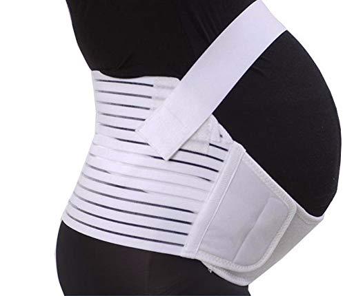 KAZOGU Cinturón de Maternidad Cinturón de Embarazo Soporte para la Espalda Baja para Mujeres Embarazadas Cuna prenatal Alivio del Dolor de Espalda