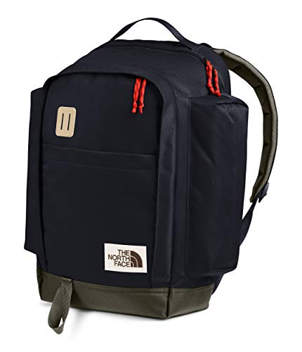 The North Face Ruthsac Daypack, Aviator Navy Light Heather/New Taupe Green, OS