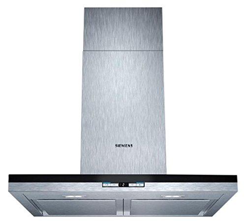 Siemens LC68BA542 iQ500 Wandhaube / 60 cm / Schnellmontagebefestigung / Kamin-Maßanfertigungen möglich / edelstahl