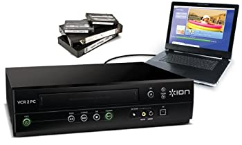 ION Audio VCR 2 PC USB VHS Video to Computer Converter  Discontinued by Manufacturer