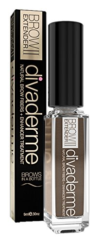 Divaderme Brow Extender II Ash Blonde, 9ml
