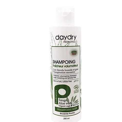 Biosme Shampoing Fraîcheur Volumateur Bio 200 ml
