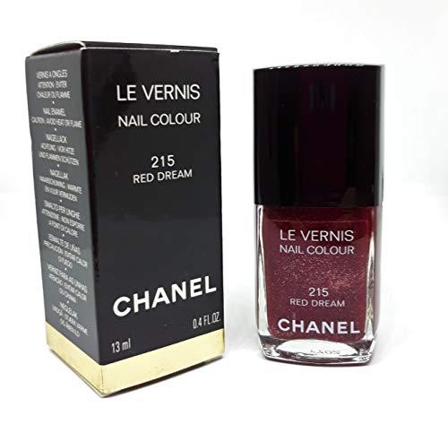 Chanel Le Vernis Esmalte de uñas 215 Red Dream 13 ml