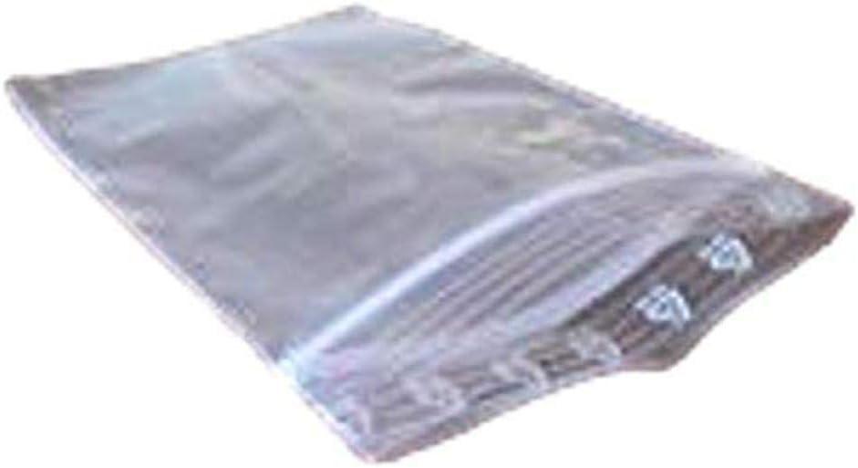 155/x 240/mm Pour envoi postal Lot de 100 sachets en plastique gris Fermeture autocollante