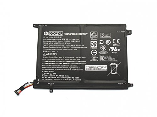 HP x2 210 G1 Detachable PC Original Akku 33Wh