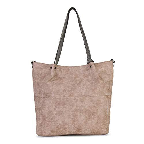 Emily & Noah Surprise Bag in Bag Shopper Tasche II 41 cm