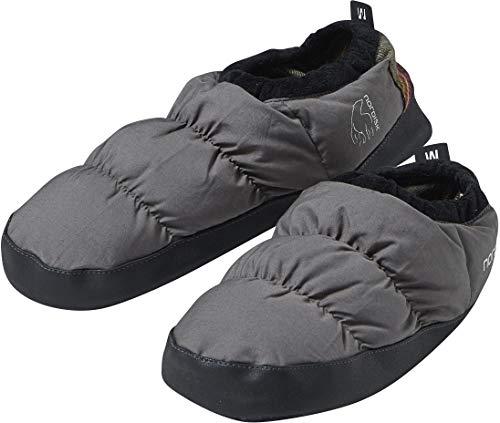 Nordisk Hermod Down Shoe Daunenschuhe Schuhe, Bungy Cord/Black Size M