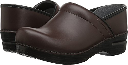Dansko Professional Leather Chocolate Leather 42 (US Women's 11.5-12)