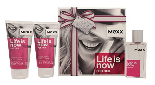 Mexx Mexx life is now for her edt 30 ml sg 2 x 50 ml woman