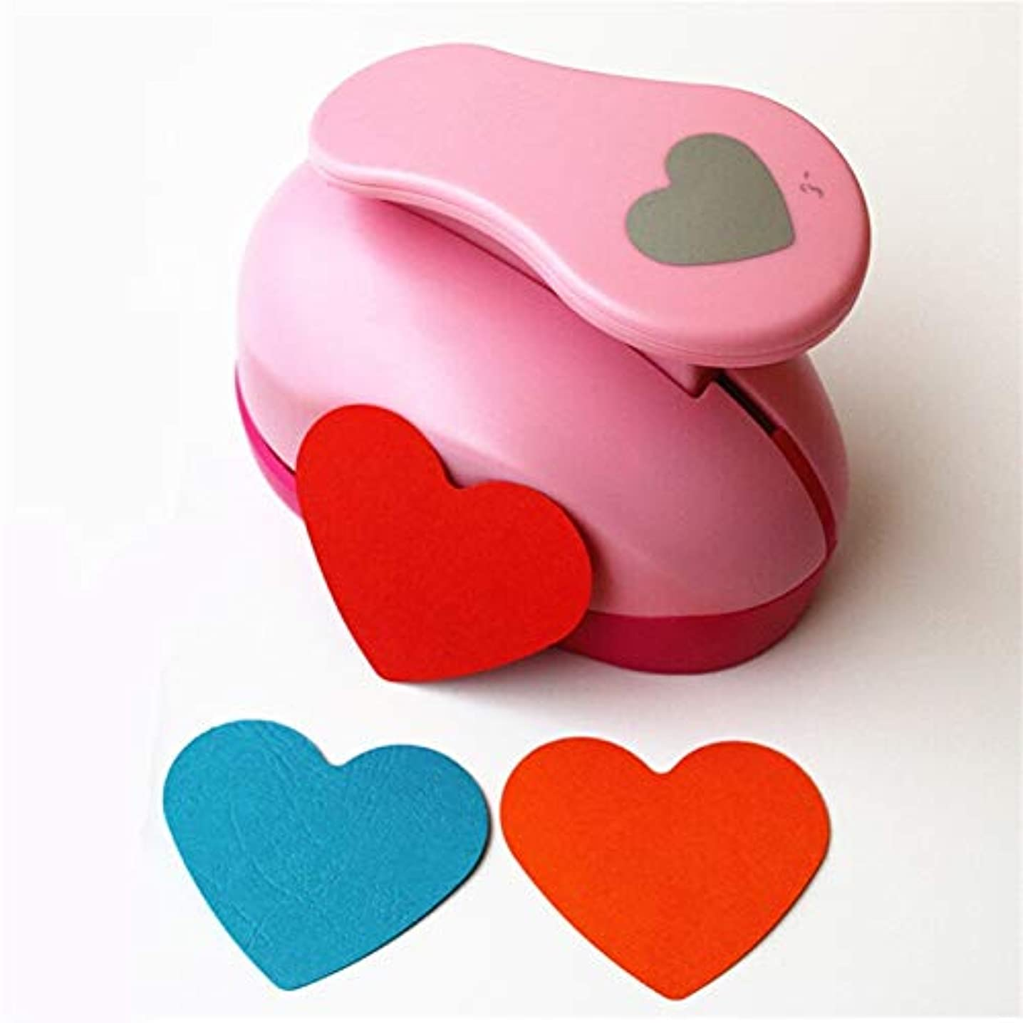 CADY Crafts Punch 3-Inch Paper Punches Craft Punches (Heart)