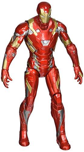 IronMan 599386031 - Figura Iron Man mk46 (18cm)