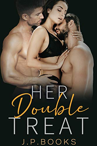 Her Double Treat: Menage Romance Collection (English Edition)