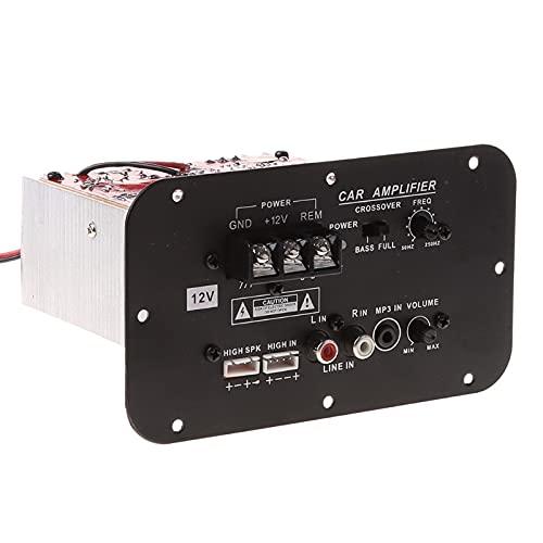 """120W 8-12"""" Core Tube 12V Car Tritone/Pure Bass Amplifier Board New P9YE"""