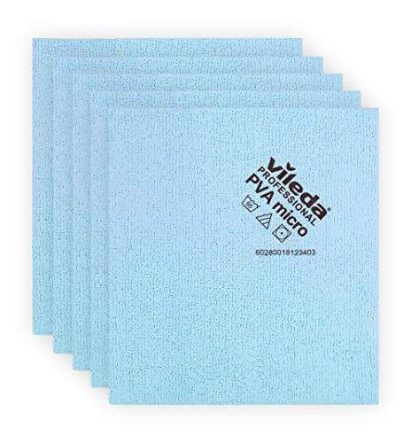 Panno Vileda PVA Micro Confezione da 5 pz blu