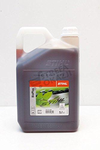Stihl - Olio per catena motosega Bio Plus tanica da 5 l