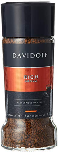 Davidoff Café Rich Aroma Instant Coffee Jar, 100 g