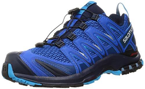 Salomon XA Pro 3D, Zapatillas de Trail Running Hombre, Azul (Sky Diver/Navy...