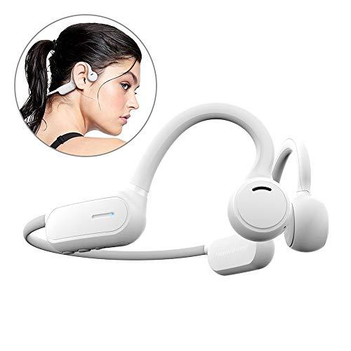 ALOVA Bluetooth Open Ear Headphones Wireless Sports Headset IP56 Waterproof BT 5.0 HD Phone Call Free Ears...