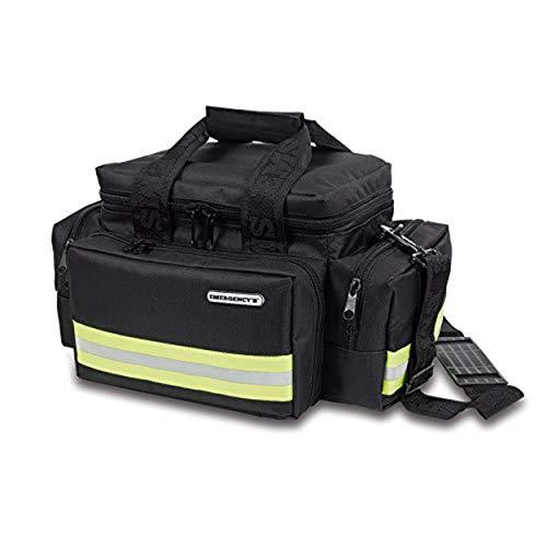 Elite Bags, EMS, Bolsa de emergencias Amplia, Negra