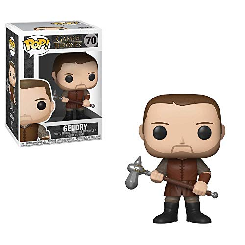 GAME OF THRONES - POP FUNKO VINYL FIGURE 70 GENDRY 9CM
