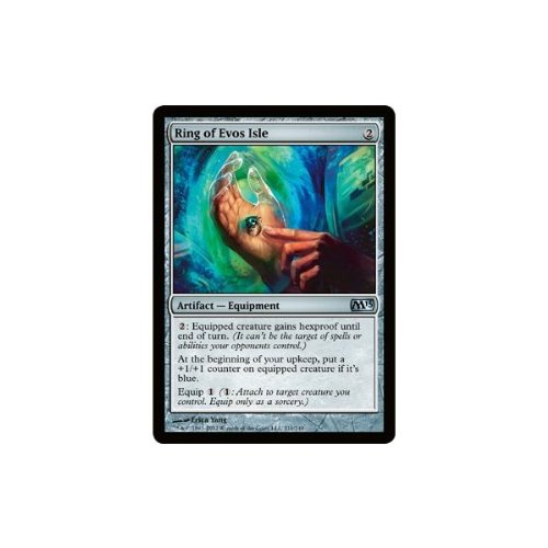 Magic: the Gathering - Ring of Evos Isle (211) - Magic 2013