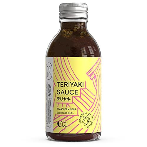 Nojó Teriyaki Sauce – Vegan Japanese Sauce – Delicious Full-Bodied...