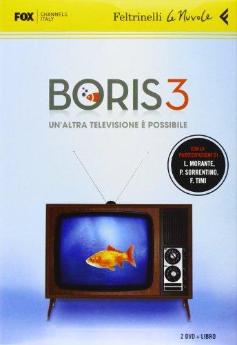 Boris 3. DVD. Con libro