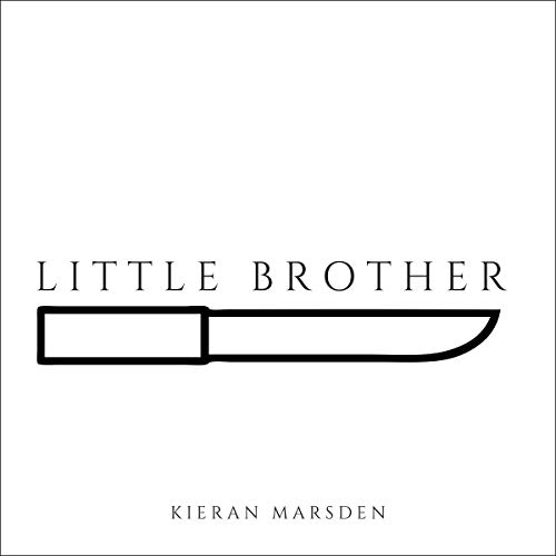 Little Brother audiobook cover art