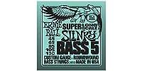 ERNIEBALL (アーニーボール) 5弦ベース弦 Super Long Scale Slinky Bass 5