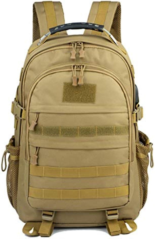 DREI-Level-Hühnerrucksack DREI-Level-Hühnerrucksack DREI-Level-Hühnerrucksack im gleichen Stil, USB-Wandertasche Reise-Camouflage-taktischer Rucksack, A B07Q6TPV7S  Lassen Sie unsere Produkte in die Welt gehen 981c9e