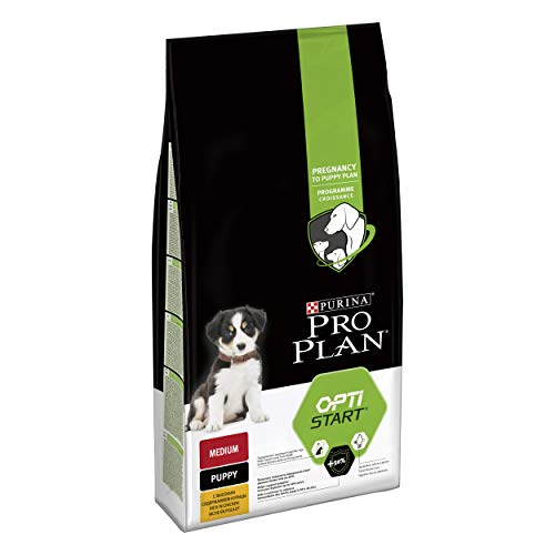 Purina Pro Plan Medium Puppy Optistart Cane Crocchette - 12 kg