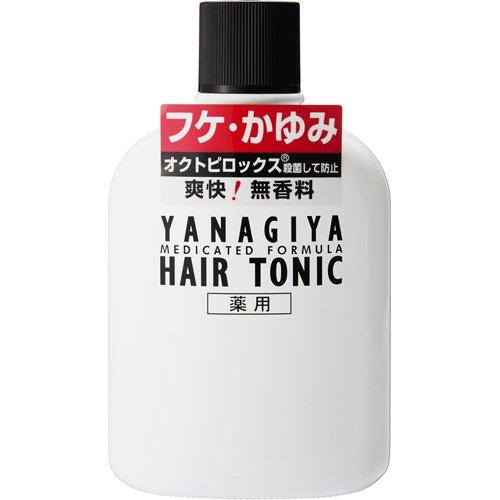 柳屋本店『薬用ヘアトニック<フケ・かゆみ用>』