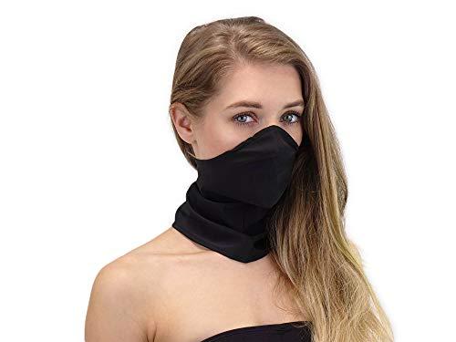 EDD LOVE-TOYS Profi Cosplay Maske Kakashi Hatake Naruto Gesichts Halb Maske Mund schwarz Mask