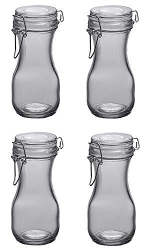 单个小长颈玻璃瓶