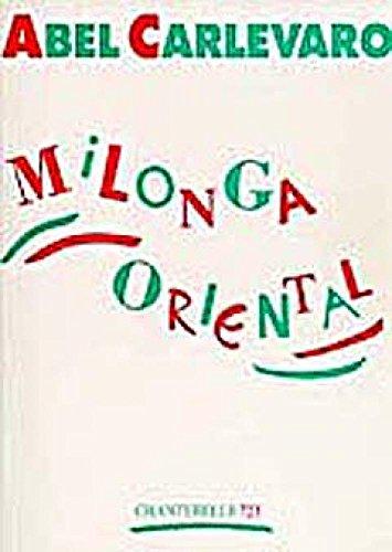 Milonga Oriental für Gitarre