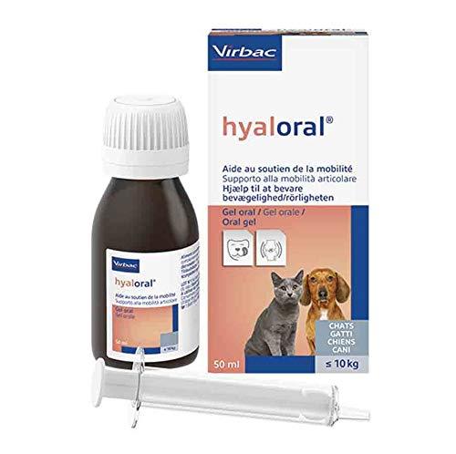 Virbac HYALORAL Gel gato y perro < 10 kg 50 ml 🔥