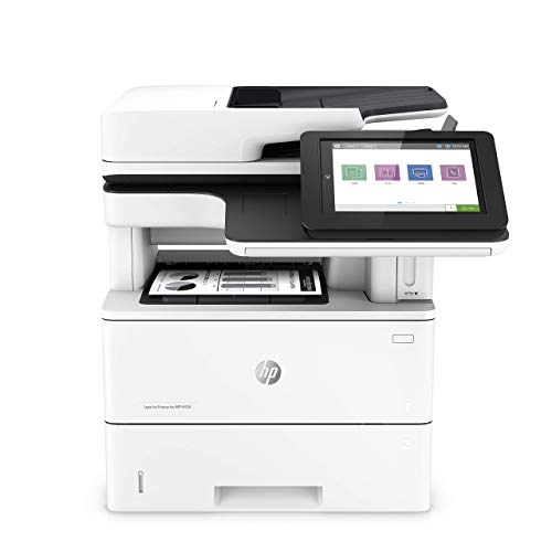 Why Should You Buy HP Laserjet Enterprise Multifunction M528f with One-Year, Next-Business Day, Onsi...