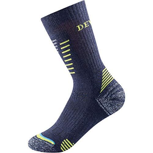 Devold Unisex Baby Hiking Medium Kid Socken, Mistral, 31