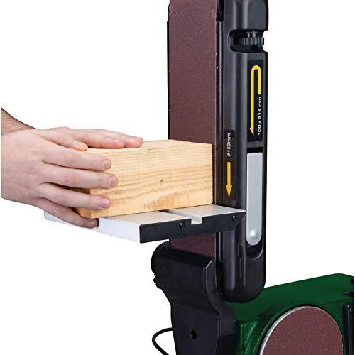 Holzstar BTS 151 - Band- und Tellerschleifmaschine