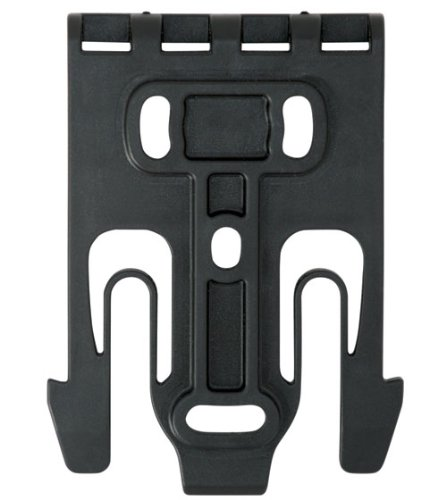 Safariland QLS19 Quick Duty Holster Locking Fork System (Black)