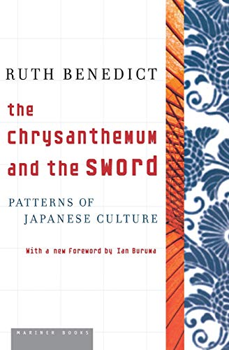 The Chrysanthemum and the Swordの詳細を見る