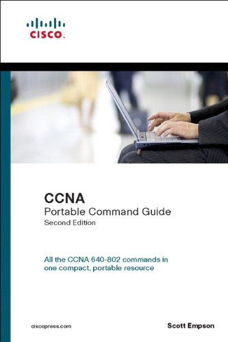 Image OfCCNA Portable Command Guide (2nd Edition)