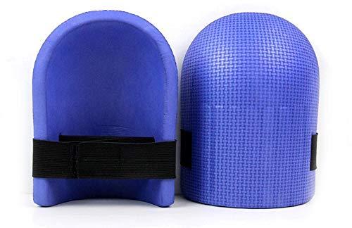 LINBUDAO Work kniebeschermers, zacht schuim, lichtgewicht en duurzame kniebeschermers, 1 paar